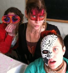 Art Therapy Techniques- Mask Making-Inner Critic could also be drawn or danced Art Therapy Projects, Art Therapy Activities, Creative Activities, Art Projects, Therapy Ideas, Psychology Humor, Creative Arts Therapy, Family Therapy, Play Therapy