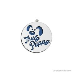 Truly Puppy pendant for dogs or for you.