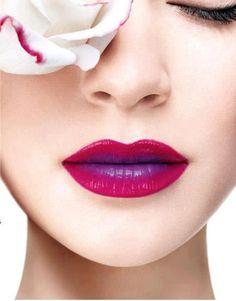 Lancôme. Analogous colors blended together in makeup.
