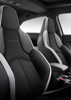 SEAT Leon Cupra interior sport