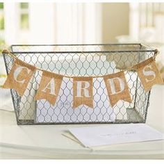 Basket For Wedding Gift Cards : ideas about Card Basket on Pinterest Card Boxes, Wedding Card Basket ...