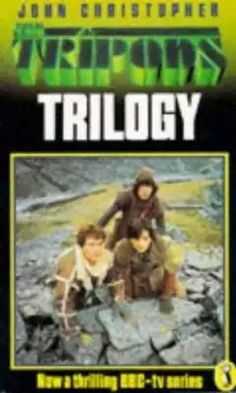 Tripod Trilogy.  The TV series used to scare the beejesus out of me!