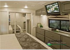 5th wheel renovations | 5th wheel rv remodel DRV Luxury Suites Tradition Fifth
