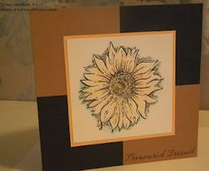 Create with Traci: Friendship Bouquet SOTM Hop