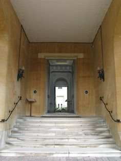 Syon House - The Entrance from http://LondonTown.com