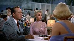 Cinema Style File--Signature Edith Head Style in 1954's WHITE CHRISTMAS…