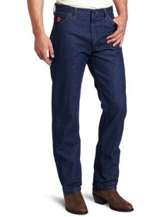 a62c0f5f Wrangler Men`s Flame Resistant Original Fit Jean - List price: $86.00 Price: