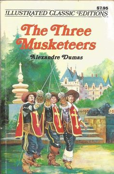 The Three Musketeers - Adapted Version for Young Readers - Paperback -  S/Hand