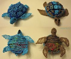 #Whatwillyoucreate? Sea turtles