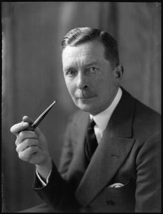 Arthur Somers-Cocks, 6th Baron Somers. Son of Blanche M S Clogstoun & Herbert Haldane Somers-Cocks.
