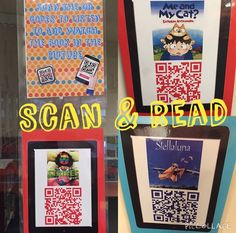 Using QR codes in your classroom
