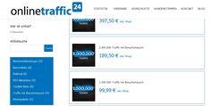 http://onlinetraffic24.com/ 200.000 Werbebannereinblendungen hier bestellen