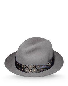 Hat Men's - BORSALINO
