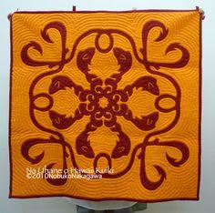 Love Hawaiian Quilts