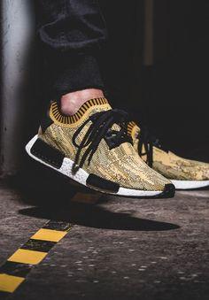 Adidas Nmd Camo On Feet