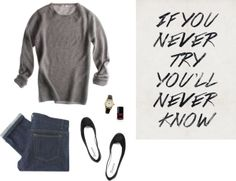 """maybe"" by averona ❤ liked on Polyvore"