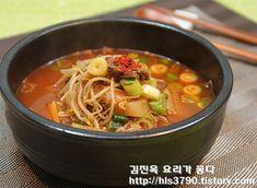 김진옥 요리가 좋다 :: 제대로 맛을 낸 홈메이드 소고기국밥 *^^*