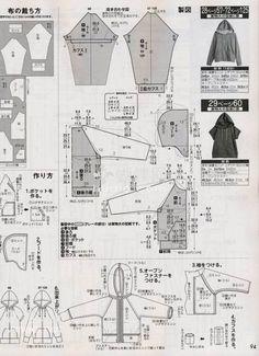 Рисунок пошив коллекции (а) - для взрослых одежда