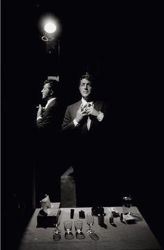 Dean Martin, Las Vegas, 1971. Picture: Terry O'Neill. S)