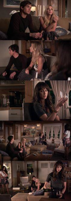 Jealous, Spencer ?