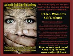 Womens Self Defense Flyer All women's self defense - See the Best Non-Lethal Self-Defense Weapon for Women at http://www.selfdefensegearco.com/viper.htm