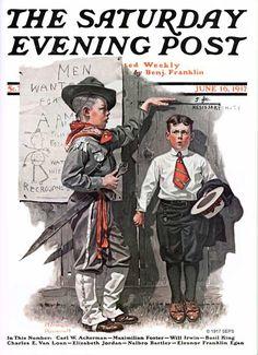 Necessary hight. 1917