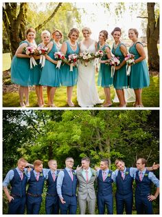 Rachel and Tylor: A Wedding Under the Willows