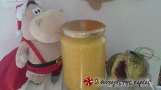 Απίστευτη μαρμελάδα πορτοκάλι Cooking Jam, Frozen Yoghurt, Fruit Jam, Dessert Recipes, Desserts, Jelly, Sweet Tooth, Pudding, Sweets