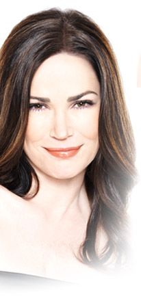 Claudia Joy's character from Army Wives is organized and never gets ruffled. She stands up for what she believes in and exudes success.