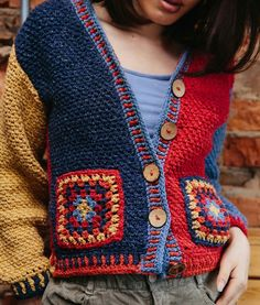All Free Crochet, Crochet Baby, Knit Crochet, Crochet For Kids, Crochet Jacket, Crochet Cardigan, Crochet Shawl, Freeform Crochet, Crochet Stitches