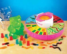 Found it at Wayfair - Gummy Candy Maker Set in Purple