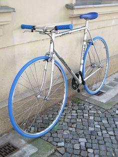 Koga Miyata Road-Speed Stahl Singlespeed Bike 57cm CAT-ON-BIKE