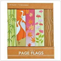 Girl Of All Work :: Tori Page Flags