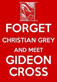 gideon cross | Gideon Cross - Crossfire Series Photo (33419141) - Fanpop fanclubs