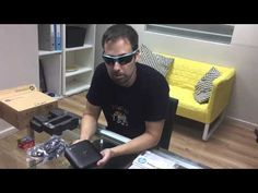 HP Chromebox unboxing - Chrome OS player for digital signage