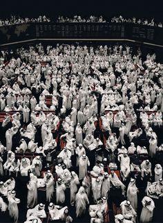 Фондовая биржа Кувейта, 2000 год, Андреас Гурски