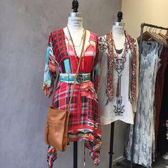 "PIXXY Fashion and Retail on Instagram: ""Summer-inspired boho chic @johnnywasclothing #tunic #dress #boho #bohochic #embroidery #LA #johnnywas #Pixxy"""