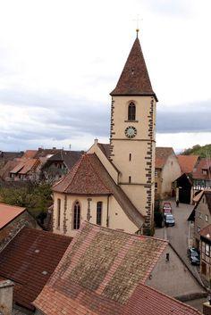 Vogtsburg im Kaiserstuhl-Burkheim (Breisgau-Hochschwarzwald) BW DE