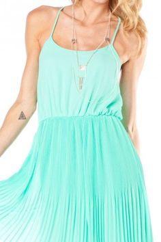 A beautiful breath of fresh air in dress form!