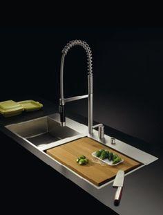 Water Units / WATER ZONES / Cuisine / Dornbracht