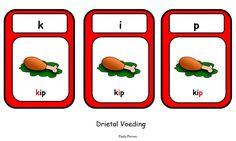 Een schat aan leuke educatieve taalspelletjes voor het eerste leerjaar: memory, drietal, bingo, kwartet, wie van de drie,...