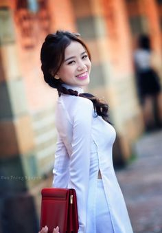 Ao Dai Trang