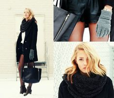 Get this look: http://lb.nu/look/5658972  More looks by Petra Karlsson: http://lb.nu/petrakarlsson  Items in this look:  Jacket, , Bag