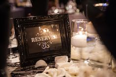 Reserved tables for family