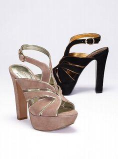 BCBGeneration NEW! Palazzo Suede Sandal #VictoriasSecret http://www.victoriassecret.com/shoes/view-all/palazzo-suede-sandal-bcbgeneration?ProductID=70720=OLS?cm_mmc=pinterest-_-product-_-x-_-x