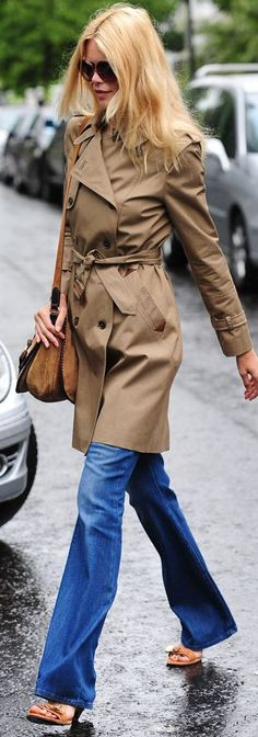 Fall Shopping: Trench Coats by Luella & June