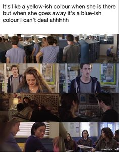 13 reasons why - i knew there was something about the coloring that was odd for it always being a certain color but this is so sad • pinterest & instagram - @ninabubblygum •