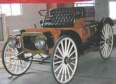 Dependable Auto Shippers Here is how we Make it happen. #LGMSports move it with http://LGMSports.com 1911 IHC Auto Wagon Model A