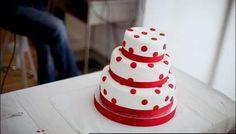 Lorraine Pascale unlocks the secrets to an amazing three-tier red velvet cake. The Menu, Dim Sum, Antipasto, Red Velvet Cake, Chefs, Smoothies, How To Make Wedding Cake, Foundant, Brunch