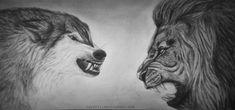 """Xikmaddii Boqorka Habardugaag: """"Ma Sii Joogi Karo Meel Yeydu Libaaxa Xidhxidhayso, Oo Dameerihii U Noqdeen Miciin Soo Furfura"""" Wolf Tattoos, Lion Tattoo, Wolf Images, Lion Drawing, Canvas Prints, Art Prints, Dog Paintings, Photo Canvas, Lovers Art"""